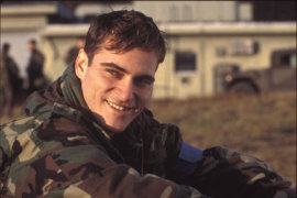 Joaquin Phoenix in Buffalo Soldiers