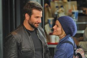 Bradley Cooper and Sienna Miller in Bunt