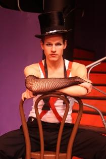 Bryan Tank in Cabaret
