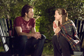 Timothy Olyphant and Jennifer Garner in Catch & Release