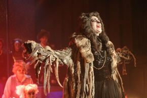 Natalie Fisher in Cats
