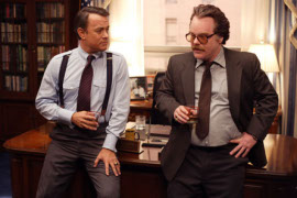 Tom Hanks and Philip Seymour Hoffman in Charlie Wilson's War