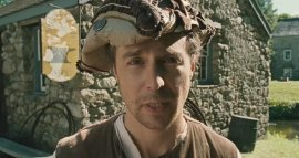 Sam Rockwell in Choke