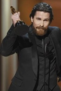 Best Supporting Actor Christian Bale