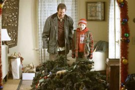 Tim Allen and Erik Per Sullivan in Christmas with the Kranks