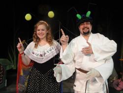 Abby Van Gerpen and Joe Maubach