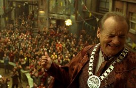 Bill Murray in City of Ember