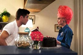 Colin Farrell and Robin Wright Penn in A Home at the End of the World