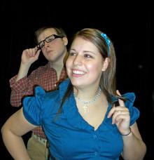 Nick Jensen and Kayla Jackson in Columbinus