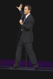 Comedian('s) Jerry Seinfeld