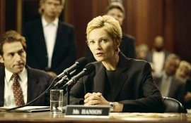 Joan Allen in The Contender