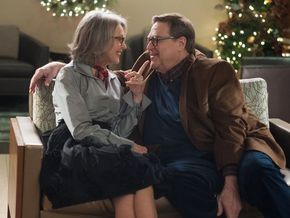 Diane Keaton and John Goodman in Love the Coopers