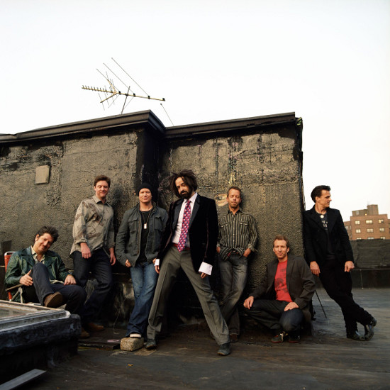 Counting Crows. Photo by Danny Clinch.