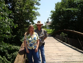 Tammy and Kelly Rundle in Topeka, Kansas