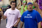 Adam Sandler and Kevin James in I Now Pronounce You Chuck and Larry