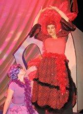 Shae Colett and Christina Marie Myatt in Seussical