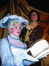Marianna Caldwell & Kimberly Furness in Creme de Coco
