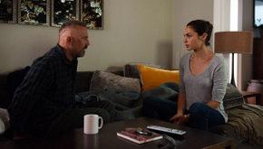 Kevin Costner and Gal Gadot in Criminal