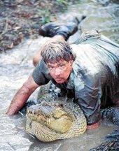Steve Irwin in The Crocodile Hunter: Collision Course