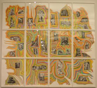 Santiago Cucullu, 'Architectonic vs. H.R.'