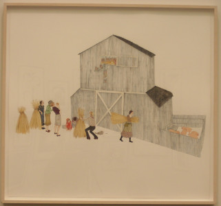 Amy Cutler, 'Hen House'