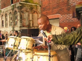Dave Chappelle in Dave Chappelle's Block Party