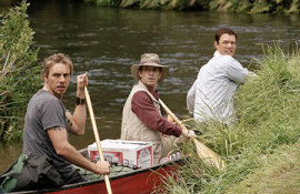 Dax Shepard, Seth Green, and Matthew Lillard in Without a Paddle