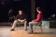Brian Bengtson & Kyle Roggenbuck rehearse