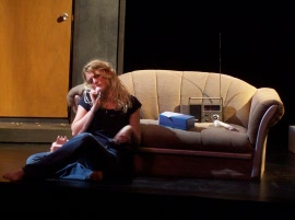 Kate Hennies in Death Defying Acts' Hotline