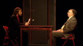 Joshua Sohn and Rob Engelson in Death Defying Acts' An Interview