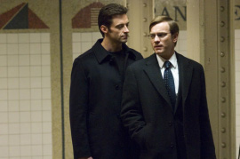 Hugh Jackman and Ewan McGregor in Deception