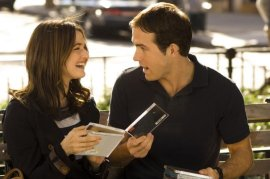Rachel Weisz and Ryan Reynolds in Definitely, Maybe