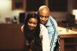 Gabrielle Union and LL Cool J in Deliver Us from Eva