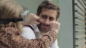 Judah Lewis and Jake Gyllenhaal in Demolition