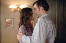 Jennifer Aniston and Clive Owen in Derailed