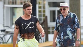Zac Efron and Robert De Niro in Dirty Grandpa