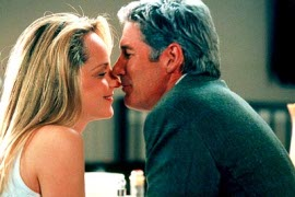 Helen Hunt and Richard Gere in Dr. T & the Women