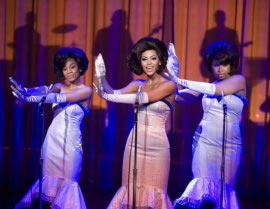 Anika Noni Rose, Beyonce Knowles, and Jennifer Hudson in Dreamgirls