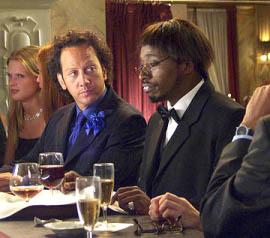 Rob Schneider and Eddie Griffin in Deuce Bigalow: European Gigolo