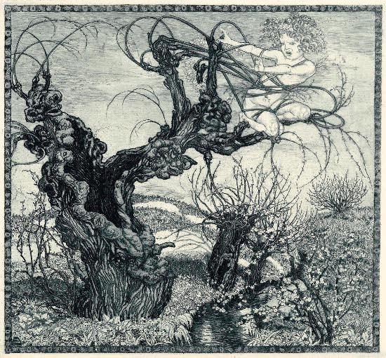 Ella Traugi, 'The Captured Spring'