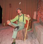 Chris Walljasper in A Year with Frog and Toad