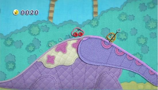 'Kirby's Epic Yarn'