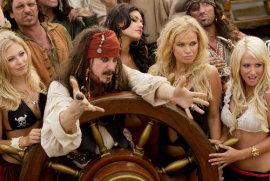 Darrell Hammond in Epic Movie
