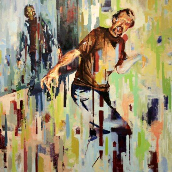 Erik Ohrn, 'Infectious Confinement'