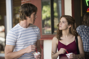 Blake Jenner and Zoey Deutch in Everybody Wants Some!!