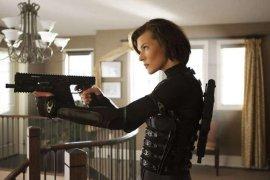 Milla Jovovich in Resident Evil: Retribution
