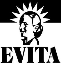 Evita, at the Clinton Area Showboat Theatre