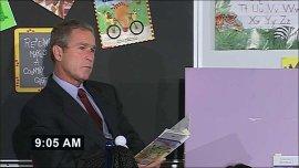 President George W. Bush in Fahrenheit 9/11