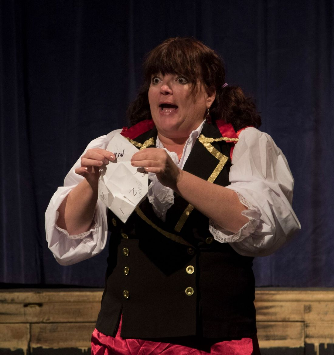Denise Yoder in As You Like It