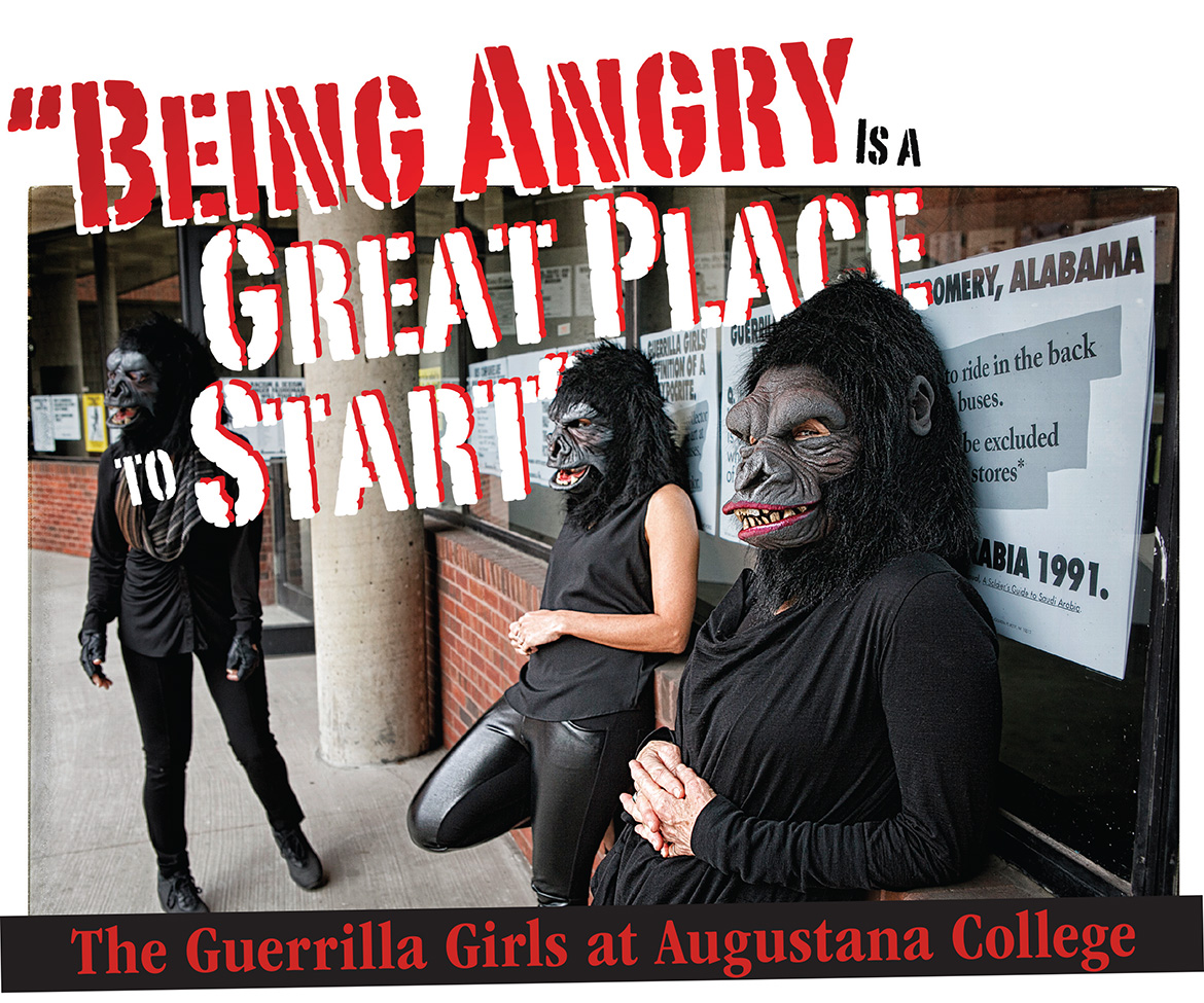 "Photo courtesy of The Guerrilla Girls (<a href=""http://GuerrillaGirls.com"" target=""_blank"">GuerrillaGirls.com</a>)"